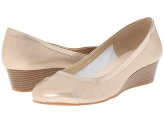 Cole Haan Elsie Cap Toe Wedge II Women's Wedge Shoes
