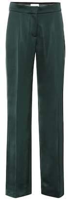 Peter Pilotto Satin wide-leg pants