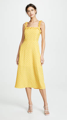 re:named apparel re:named Remy Polka Day Dress