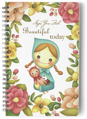 Beautiful Today Self-Launch Notebook