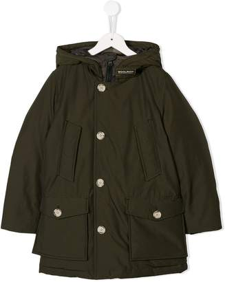 Woolrich Kids classic padded parka