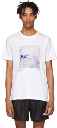 UNTITLED Daniel W. Fletcher White Painting 1 T-Shirt