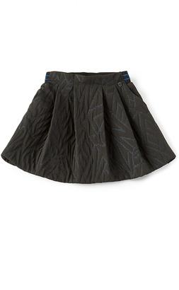 KENZO Kids Aligrou Mini Skirt $103 thestylecure.com