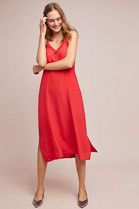 WRAY Grace Silk Slip Dress