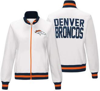 G-iii Sports Women's Denver Broncos Field Goal Track Jacket