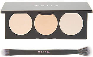 Mally Beauty Mally Custom Color Concealer System with Brush