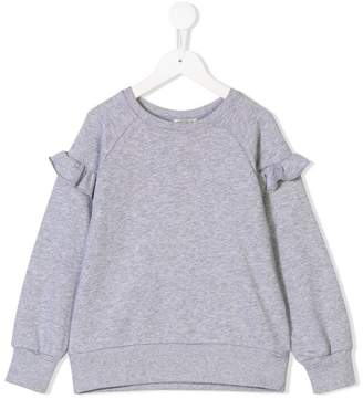 Kenzo ruffled sleeve sweater
