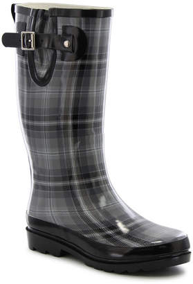 Western Chief Women Regular Printed Tall Rubber Rain Boots Women Shoes