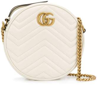 Gucci Marmont mini round shoulder bag