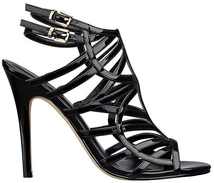 GUESS Harlen Patent High-Heel Sandals