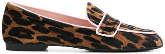 Pretty Ballerinas leopard print loafers