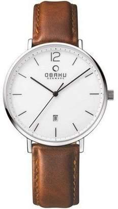 Obaku V181GDCWRN Men's watch