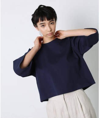 BLACK by moussy (ブラック バイ マウジー) - BLACK BY MOUSSY turned−back cuff tops