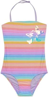 Hula Star Rainbow Bright One-Piece Swimsuit