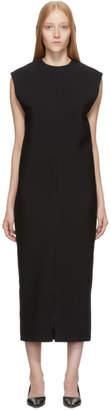 Totême Black Strongoli Dress