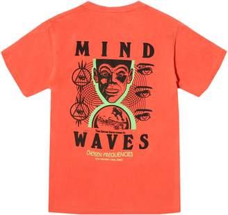 Surf Is Dead MIND WAVES TEE