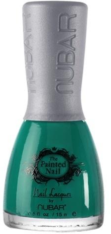 Painted Nail The Beware of You Green Organic Nail Polish
