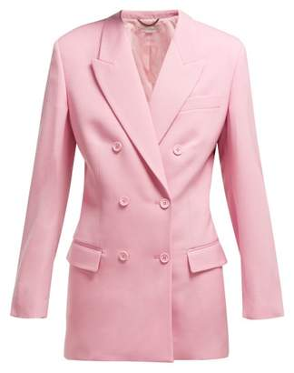 Stella McCartney Tailored Blazer - Womens - Pink