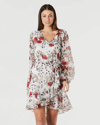 Stella Animal Floral Dress