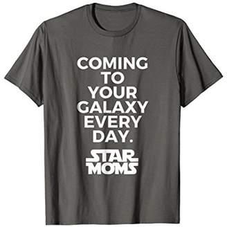 DAY Birger et Mikkelsen Funny Mom t Shirt - Mothers Shirt - STAR MOMS T Shirt