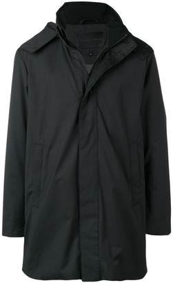 Emporio Armani hooded coat