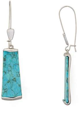 Robert Lee Morris Soho Stone Drop Earrings
