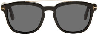 Tom Ford Black FT0516 Sunglasses