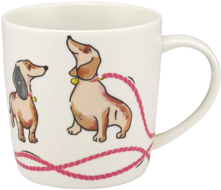 Mono Dog Placement Audrey Mug