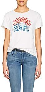 RE/DONE Women's The Classic Graphic T-Shirt - White