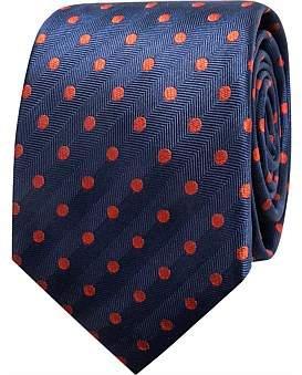 Geoffrey Beene Bold Spot Tie