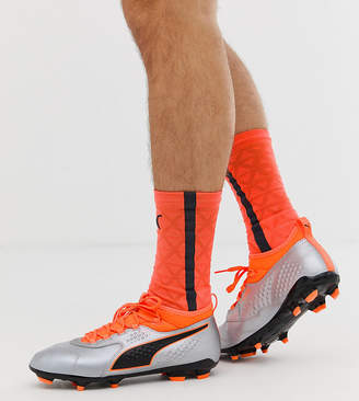 Puma ONE 3 leather soccer boots