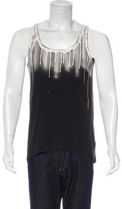 Emerson Fry Printed Scoop Neck Tank