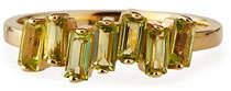 Suzanne Kalan KALAN by 14k Gold Amalfi Wave Band Ring