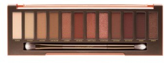 Urban Decay Naked Heat Palette - Orange 2