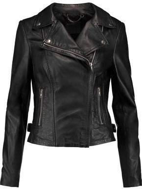 Muu Baa Muubaa Rosario Leather Biker Jacket