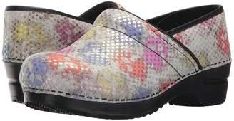Sanita Signature Professional Puebla Women's Clog Shoes