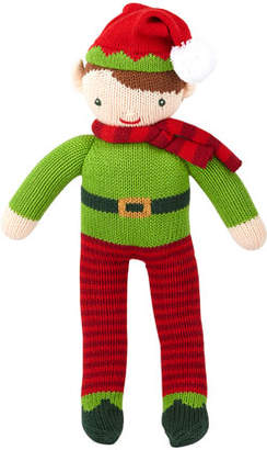 Zubels Knit Boy Elf Doll, 14""