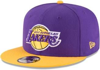 New Era Cap 9FIFTY LA Lakers Two-Tone Cap