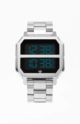 adidas Watches Watches Silver Archive_R2 Watch