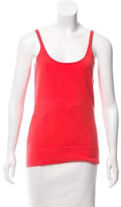 Minnie Rose Scoop Neck Tank Top
