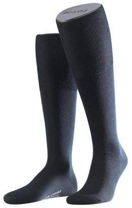 Falke Dark Airport Knee High Socks - Large -