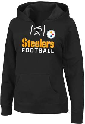 cheap for discount e7ef3 1aa06 Steelers Hoodie - ShopStyle