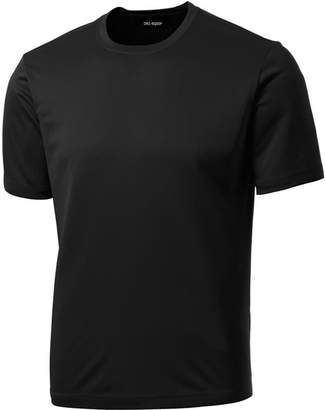 Joe's Jeans USA DRI-EQUIP(tm) Men's Short Sleeve Moisture Wicking Athletic T-Shirt-S