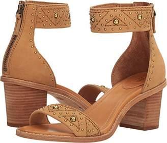 Frye Women's Brielle Deco Back Zip Dress Sandal