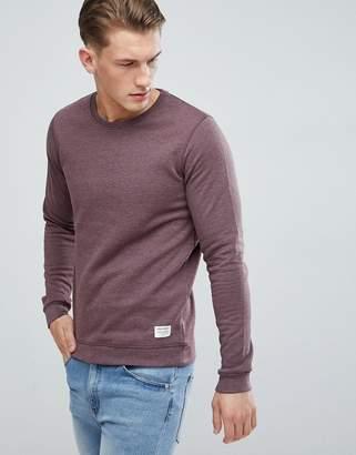 Solid Sweatshirt In Marl