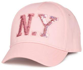 H&M Cap with an applique - Pink