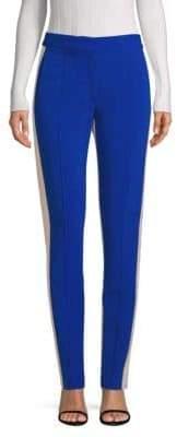 Derek Lam Tuxedo Stripe Slim Trousers