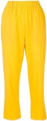 Sara Lanzi elasticated trousers