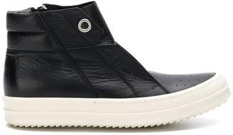 Rick Owens laceless sneakers