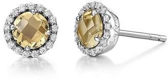 Lafonn Birthstone Stud Earrings